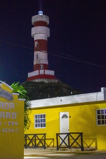 El Cuyo lighthouse stars night photography kiteboard lessons off the beaten path yucatan mexico guide map kiteboard lessons iko school cancun playa del carmen tulum