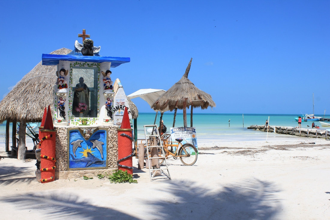 holbox mexico el cuyo yucatan close and easy to get to fun clear blue water