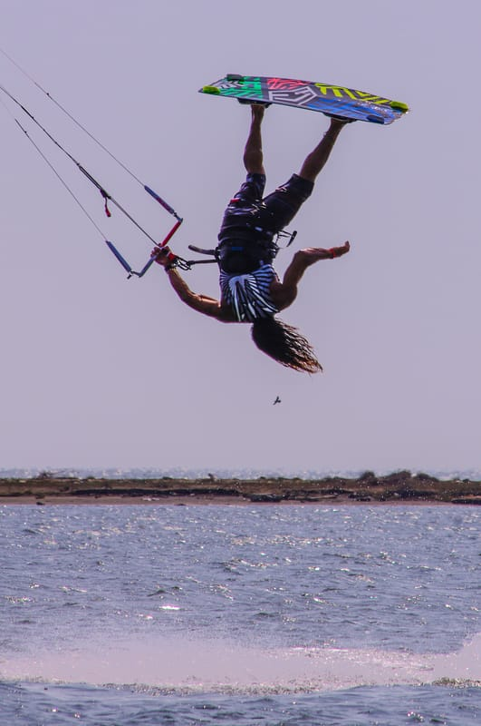 Kiteboarding Cartagena Colombia kitesurfing slim chance windy guide map of cartagena comekitewithus tips