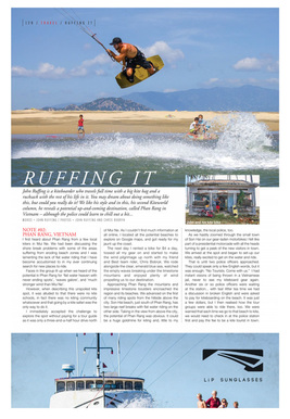 Kiteworld article on kiteboarding/kitesurfing Phan Rang, Vietnam, flat water, waves, wind, mui ne, comekitewithus